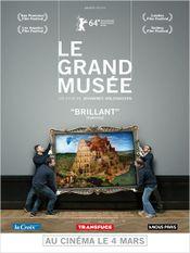 Affiche Le Grand Musée