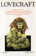 Couverture Œuvres de H.P. Lovecraft, tome 2