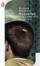 Couverture 1950-1953 - Nouvelles, tome 1