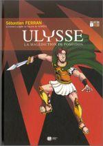 Couverture La Malédiction de Poséidon - Ulysse, tome 1