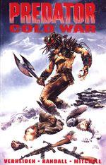 Couverture Predator : Cold War