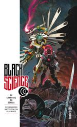 Couverture De Charybde en Scylla - Black Science, tome 1