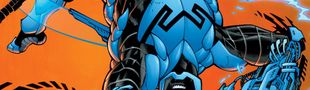 Couverture Metamorphosis - Blue Beetle, tome 1
