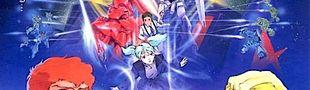 Affiche Mobile Suit Gundam : Char contre-attaque