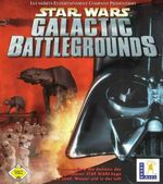 Jaquette Star Wars : Galactic Battlegrounds