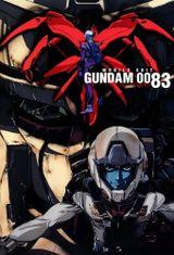 Affiche Mobile Suit Gundam 0083 : Le Crépuscule de Zeon
