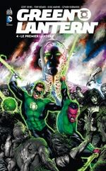 Couverture Green Lantern, tome 4