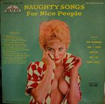 Pochette Naughty Songs for Nice People