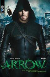 Couverture Arrow : La Série TV, tome 1