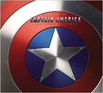 Couverture The Art of Captain America - The First Avenger