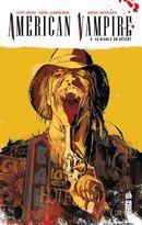 Couverture Le Diable du désert - American Vampire, tome 2