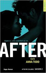 Couverture After : Saison 2 - After We Collided