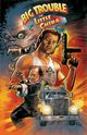 Couverture Big Trouble In Little China