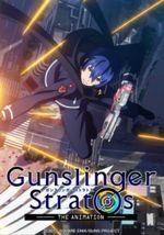 Affiche Gunslinger Stratos The Animation