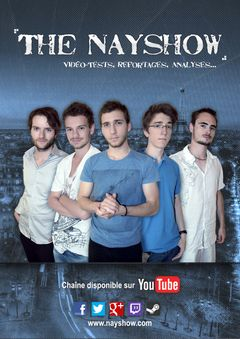 Affiche The NAYSHOW