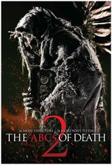 Affiche The ABCs of Death 2