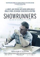 Affiche Showrunners, les coulisses des séries TV américaines