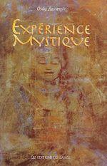 Couverture Expérience mystique