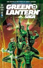 Couverture Green Lantern Saga #30