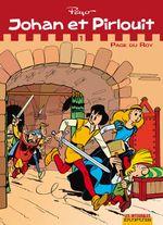 Couverture Page du roy - Johan et Pirlouit, intégrale 1