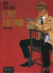 Couverture Le privé d'Hollywood, l'intégrale
