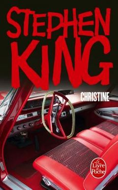 Couverture Christine