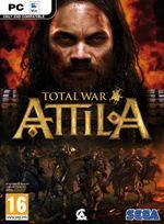 Jaquette Total War: Attila