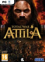 Jaquette Total War : Attila