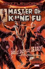Couverture Master of Kung Fu