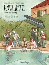 Couverture Explicite - Carnet de tournage