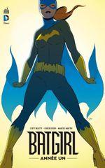 Couverture Batgirl : Année Un