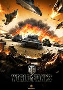 Jaquette World of Tanks