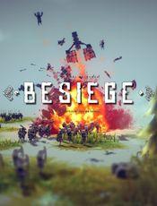 Jaquette Besiege