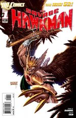Couverture The Savage Hawkman (2011 - Present)