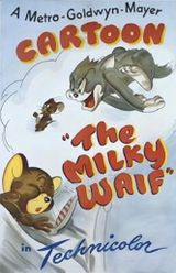 Affiche Tom and Jerry - The Milky Waif