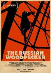 Affiche The russian woodpecker