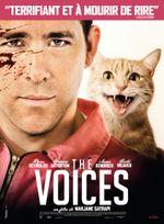 Affiche The Voices