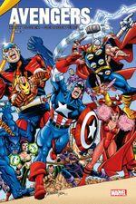 Couverture Avengers par Kurt Busiek & George Pérez, tome 1
