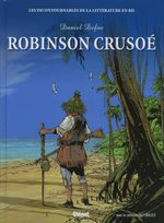 Couverture Robinson Crusoé