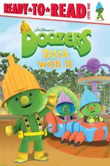 Couverture Doozers Stick with It