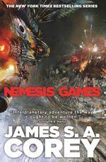 Couverture Nemesis Games - The Expanse # 5