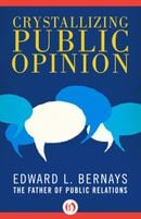 Couverture Crystallizing Public Opinion