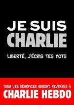 Couverture Je suis Charlie