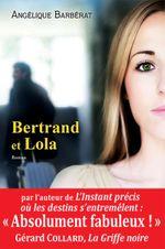 Couverture Bertrand et Lola
