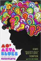Couverture Mo' Meta Blues: The World According to Questlove