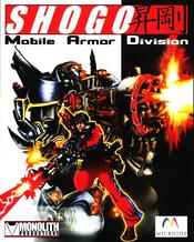 Jaquette Shogo : Mobile Armor Division