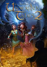 Jaquette The Book of Unwritten Tales 2