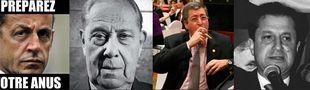 Cover Corruption française