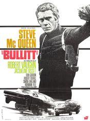 Affiche Bullitt