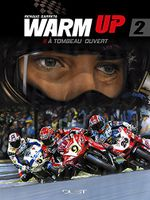 Couverture A Tombeau ouvert - Warm Up, tome 2